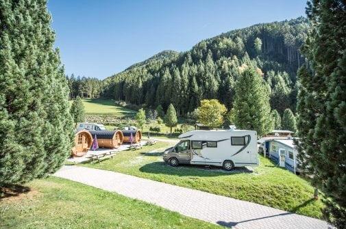 Camping Antholz Trentino