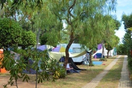 Camping Bella Vista Campochiesa d'Albenga