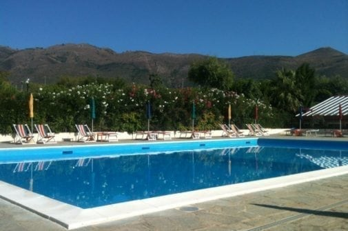 Camping Bella Vista Liguria