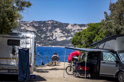Camping village baia saraceno Sardegna