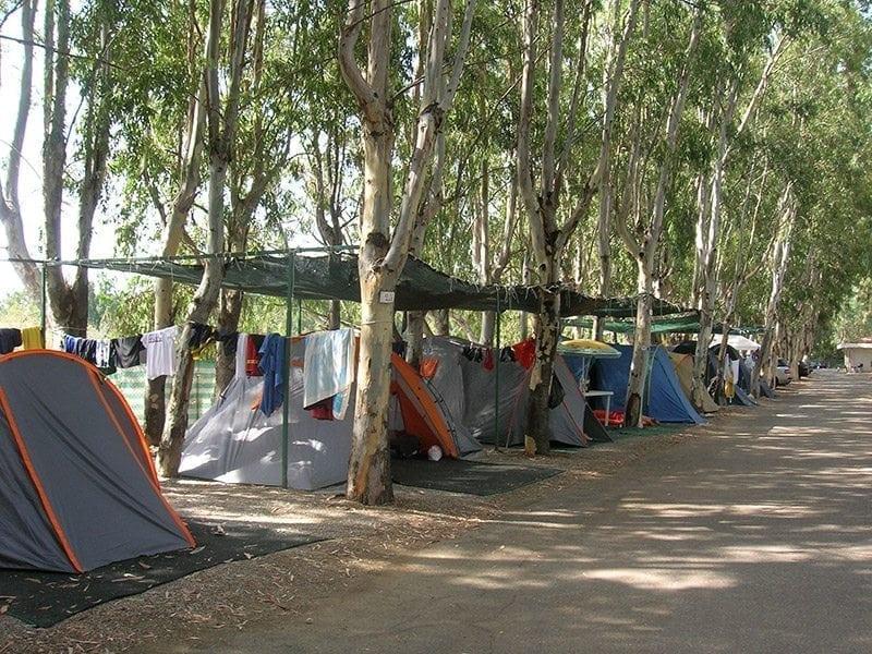 Camping Bazia
