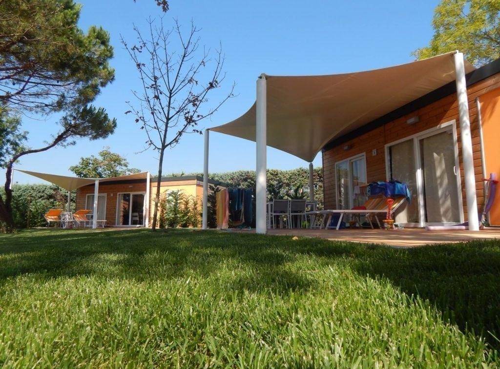 camping pra 39 delle torri in caorle zowel huren als kamperen. Black Bedroom Furniture Sets. Home Design Ideas