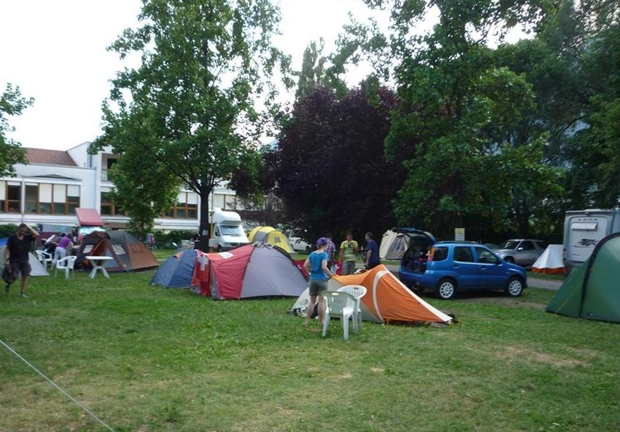 Camping Merano