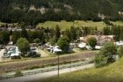 Camping Catinaccio Rosengarten Italië