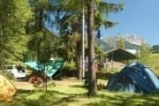Camping Catinaccio Rosengarten Pozza di Fassa