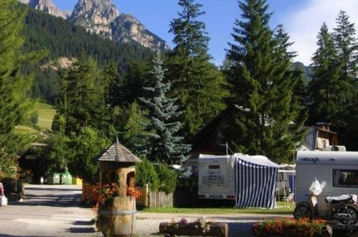 Camping Catinaccio Rosengarten Trentino
