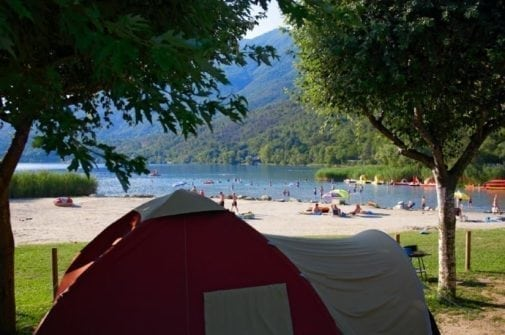 Camping Continental Lido Italie