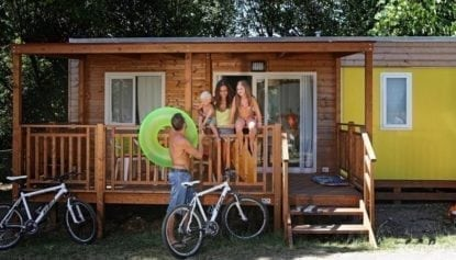 Camping Fornella