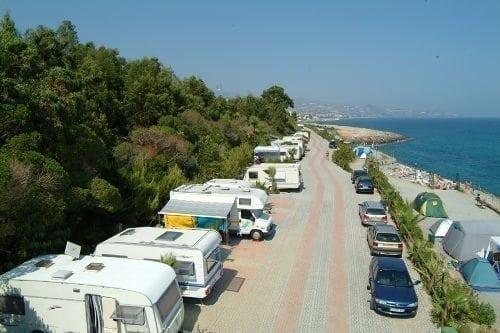 Campings in Italië