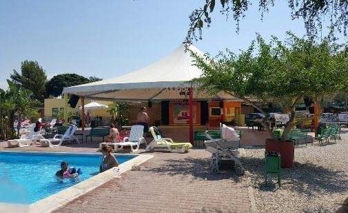 Camping Kamemi Sicilië