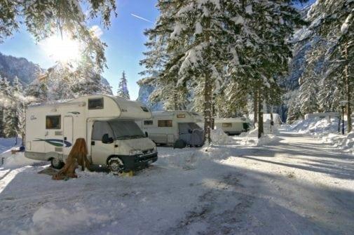 Camping Lago di Dobbiaco Trentino