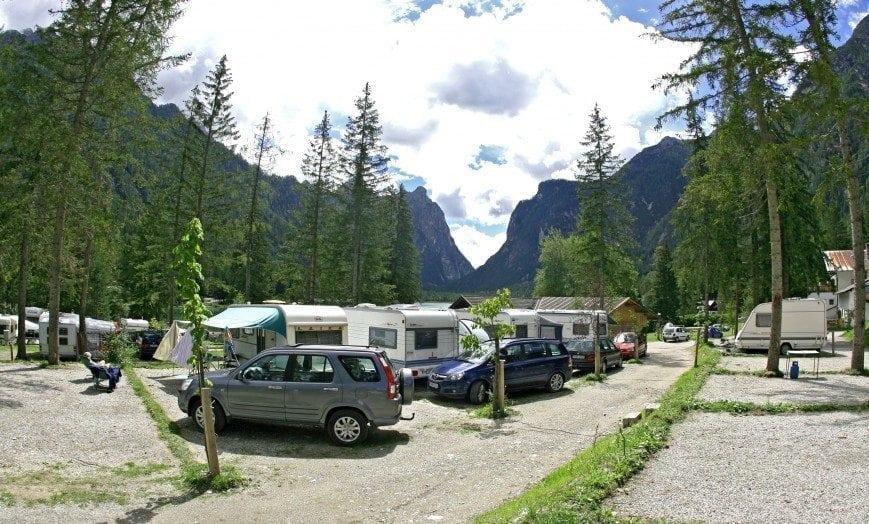 Camping Toblacher See – Lago di Dobbiaco