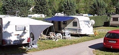Camping Latsch Trentino