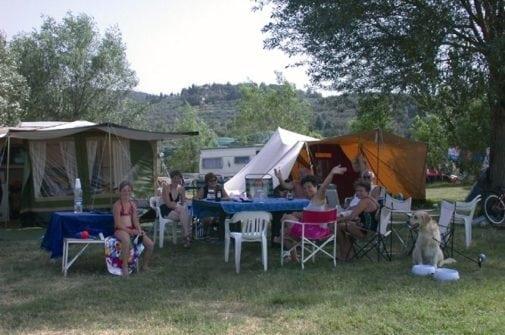 Camping Polvese camping