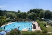 Camping Polvese Sant Arcangelo di Magione PG, Umbria