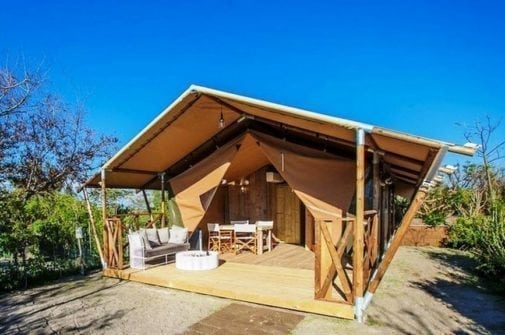 Camping Punta Navaccia Italie