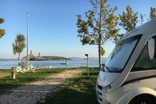 Camping Punta Navaccia Umbria