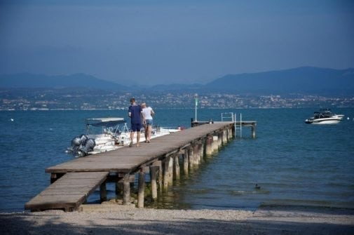 Camping San Francesco Gardameer