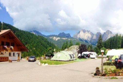 Camping Vidor Trentino