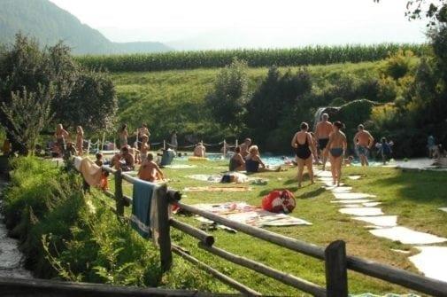 Camping Wildberg Italië
