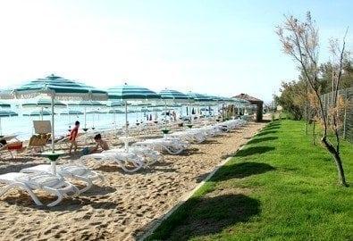 Pineto Beach Abruzzo