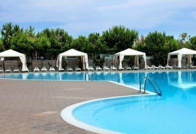 Pineto Beach Italie