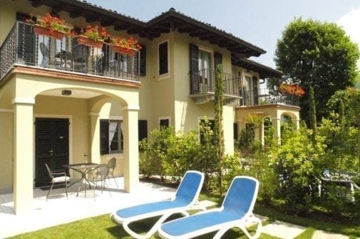 Residence Campagna Italië