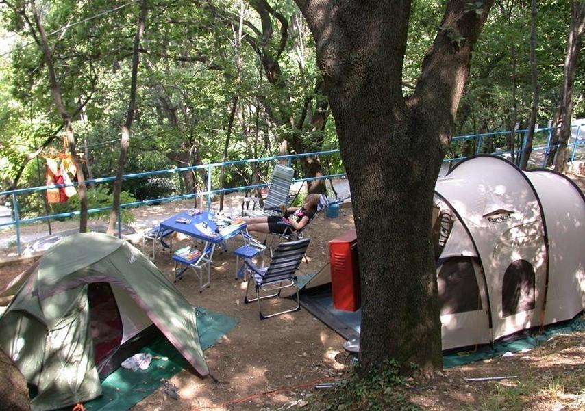 Camping genova est