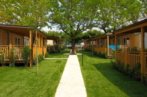 Camping Belvedere Italie
