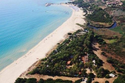 Camping Capo Ferrato Italie