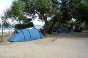 Camping Capo Ferrato Sardinie