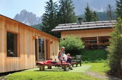 Camping Caravan Park Sexten Trentino