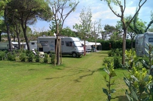 Camping Italy Italie
