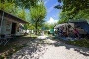 Camping Lago di Levico Italië