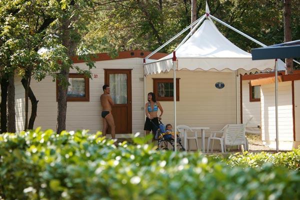 Camping Mare Pineta Baia Sistiana