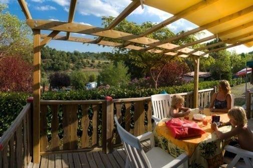 Camping Norcenni Girasole Club Toscane