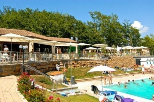 Camping Orlando in Chianti Toscane