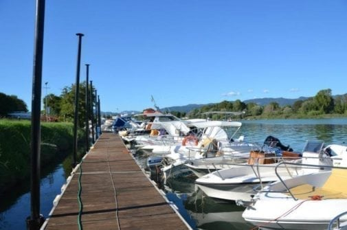 Camping River Ameglia