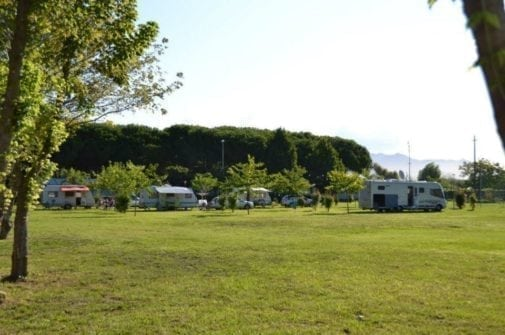 Camping River Liguria