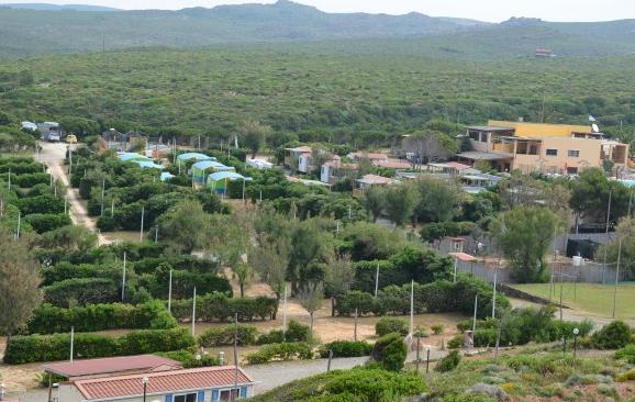 Camping Tonnara