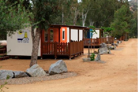 Camping Torre Salinas