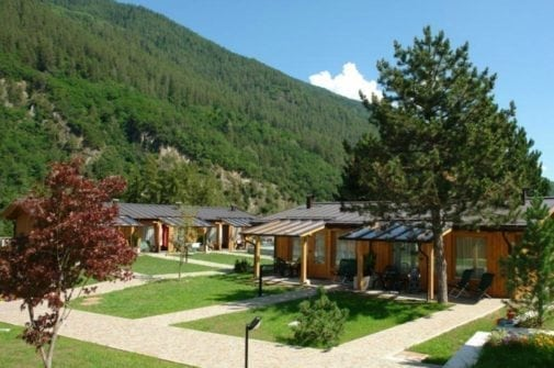 Dolomiti Camping Italie