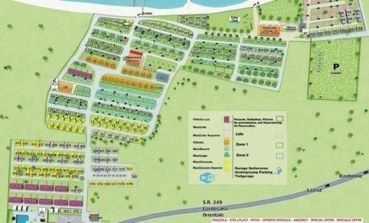 plattegrond Du Parc