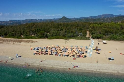 Ultima Spiaggia Italië