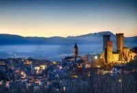 Vacances en Abruzzes