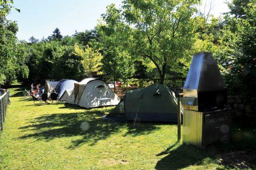 Camping Laghi di Lamar Italië