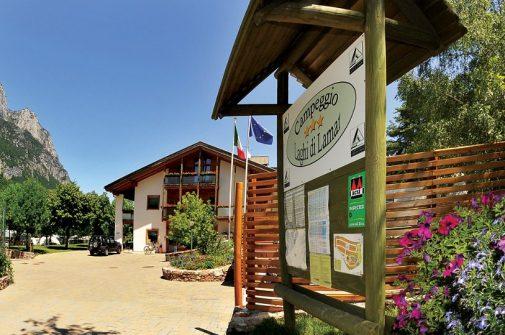 Camping Laghi di Lamar Vallene