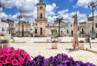 Reizen Puglia